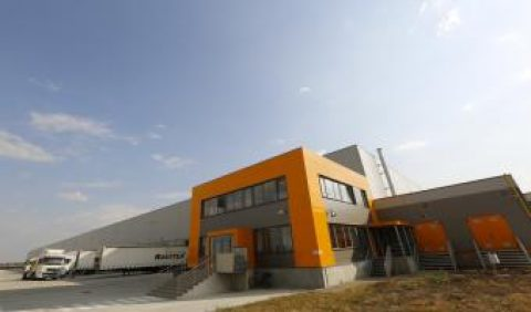 CONTINENTAL logistic park is completed
