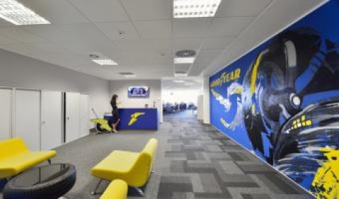 New location for GOODYEAR, by Global Vision Property Management