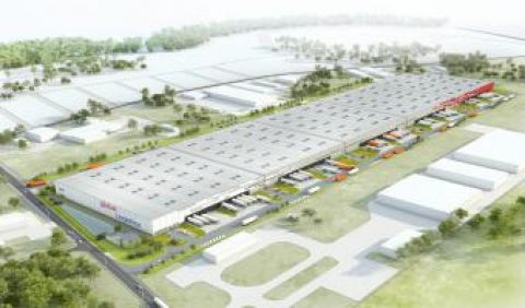 Globalworth launches Global Logistics, with a € 35.5 million project in Chitila, in partnership with Global Vision