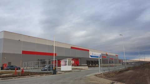 Mainfreight, the global supply chain leading company, opened a distribution hub in Timișoara Industrial Park(II), a project developed by Globalworth and Global Vision